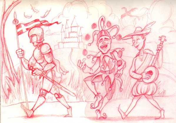 Parade Knight