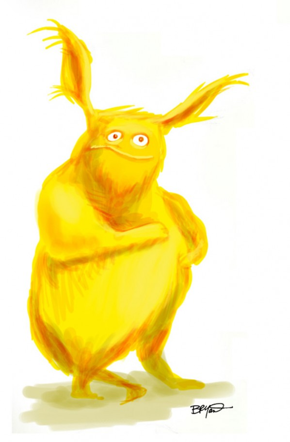 yellow_monster_sketch