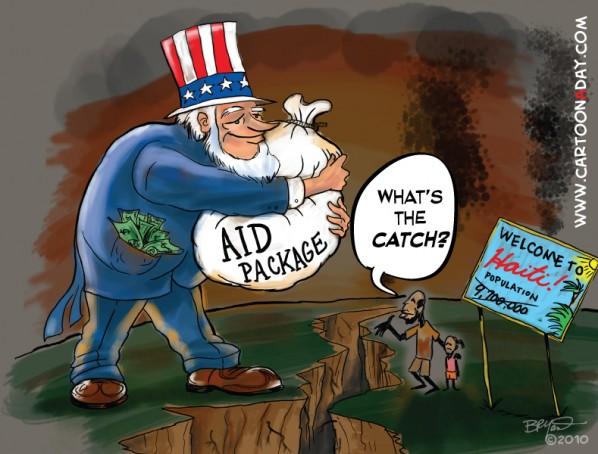 haiti aid package