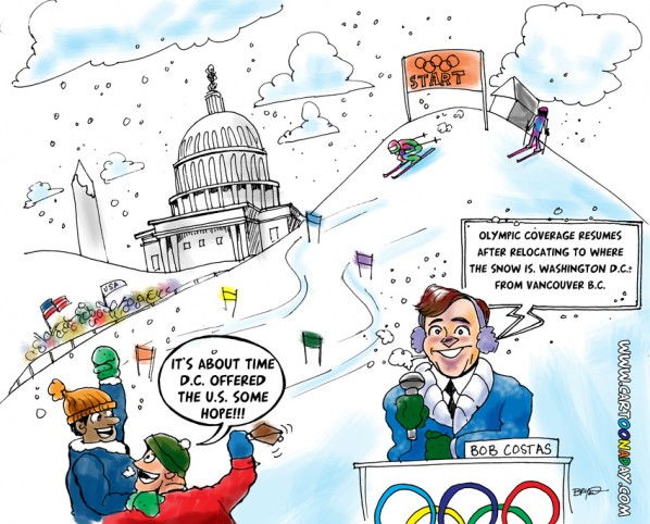 Winter Olympics D.C