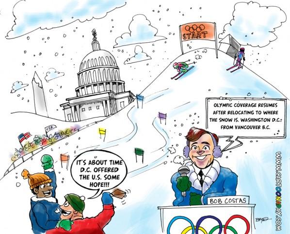 Winter Olympics D.C