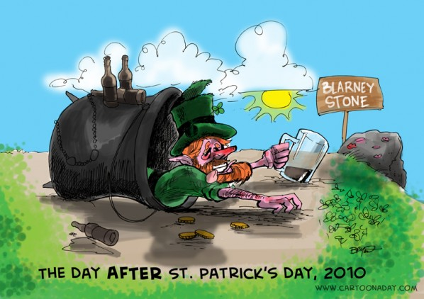 Day After St.Patrick's Day