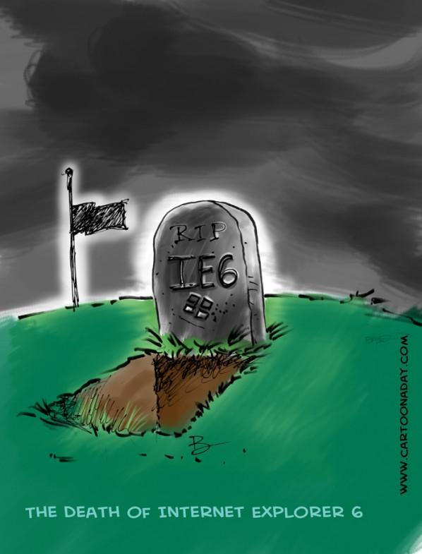 RIP IE6