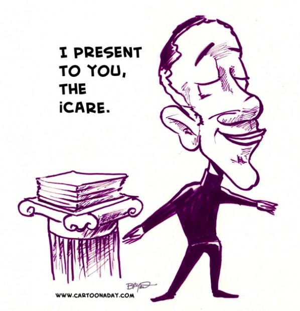 iCARE Obama Congress