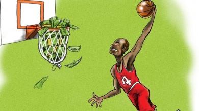 Ncaa Basketball Cartoon Tagged Cartoons