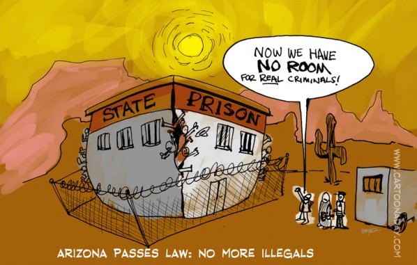 Arizona Immigrant Prison