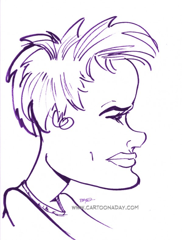 60sec Profile Caricature Chic