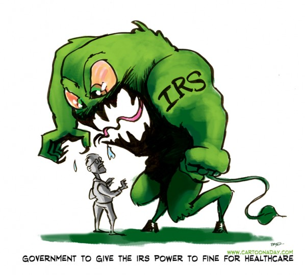 IRS Healthcare Monster