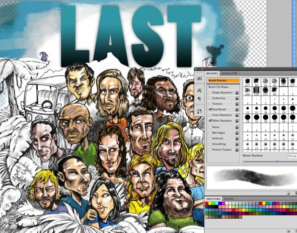 LAST LOST tutorial004