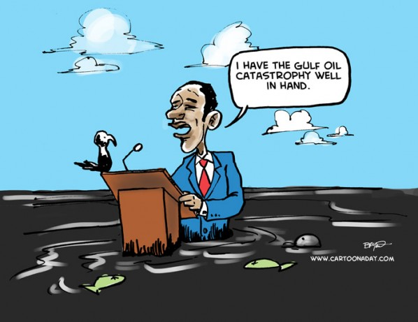 Obama oil Spill Speech