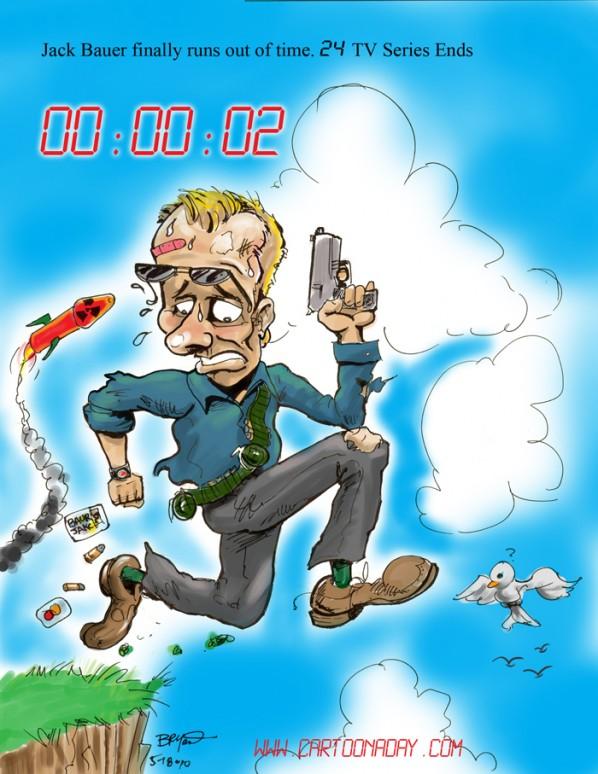 jack bauer 24 cartoon