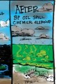 BP OIL Spill Cleanup Scrubbed