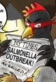 Salmonella Outbreak Sinister Plot