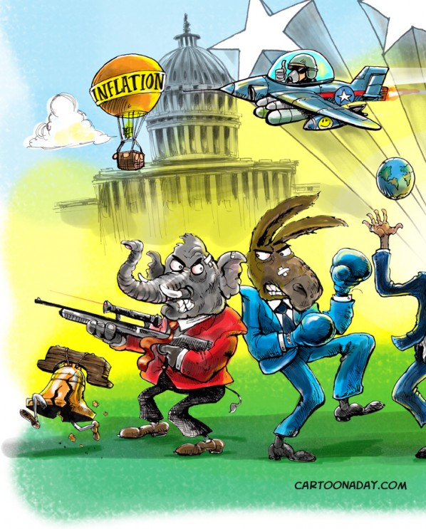 Worlds Best Political Cartoon 2011