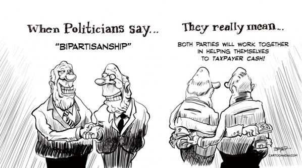 bipartisanship-political-cartoon