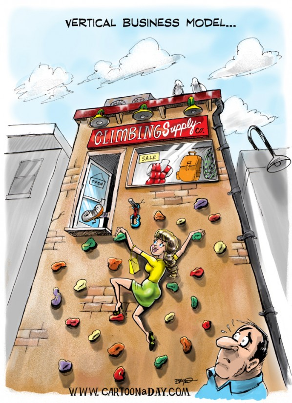 climbing-store-cartoon-color