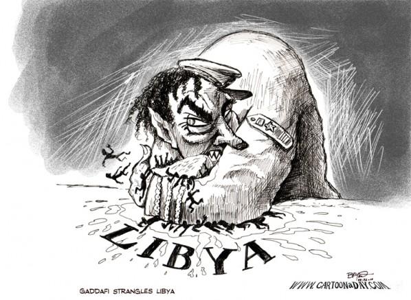 gaddafi-chrushes-libya-line