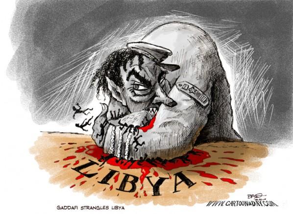 gaddafi-strangles-libya-blood