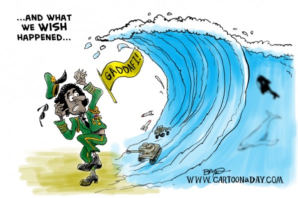 tsunami-gaddafi-cartoon