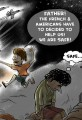 War Begins in Libya Cartoon
