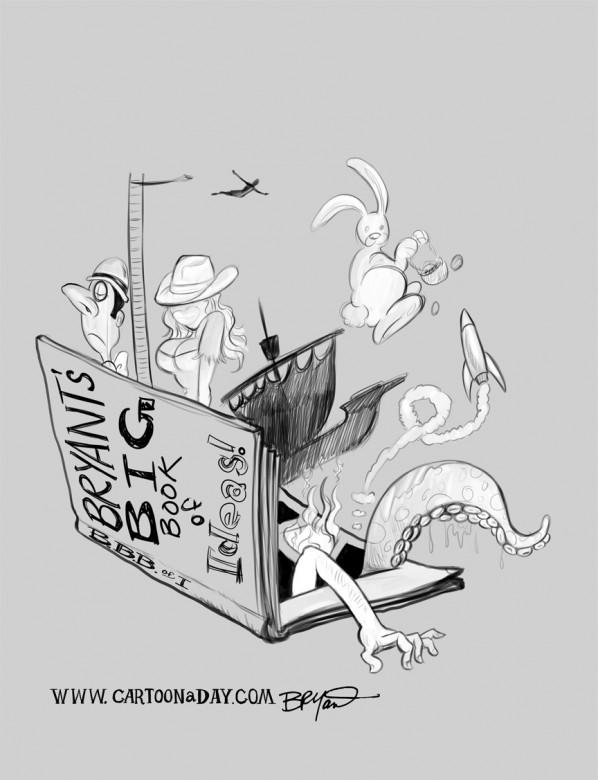 openb-ookbook-cartoon