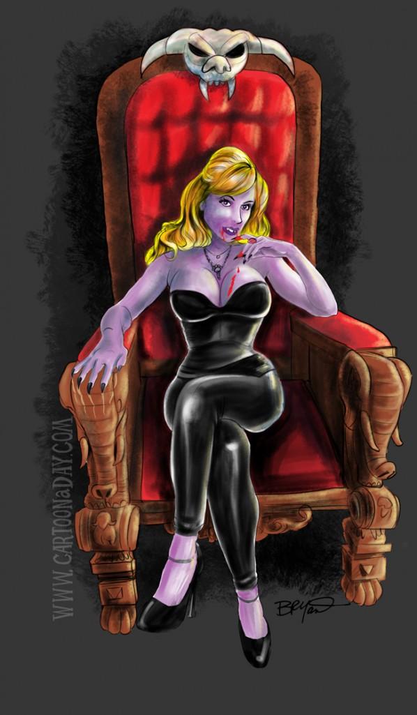 vampire-sitting-sexy