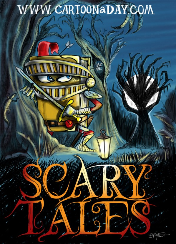 scary-tales-Knight-book