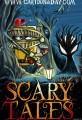 Scary Tales Cartoon Book Cover