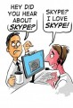 Microsoft to Buy Skype and Takeover