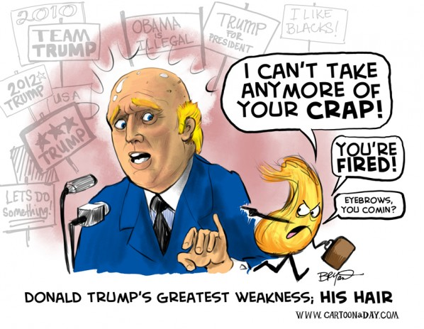 Pics Photos - Donald Trump Cartoon