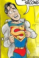 Happy Father's Day Cartoon Superman