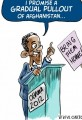 Obama Promises Gradual Pullout of Afghanistan