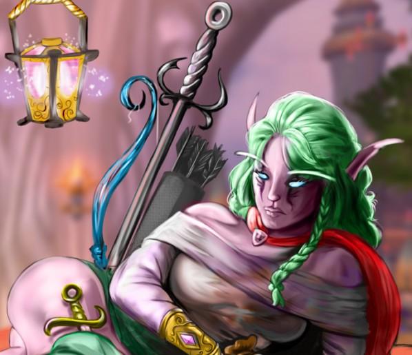 sexy-female-night-elf-detail