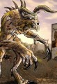 Fallout New Vegas Deathclaw Wallpaper Cartoon