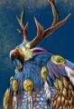 WOW Boomkin Painting- Sketch
