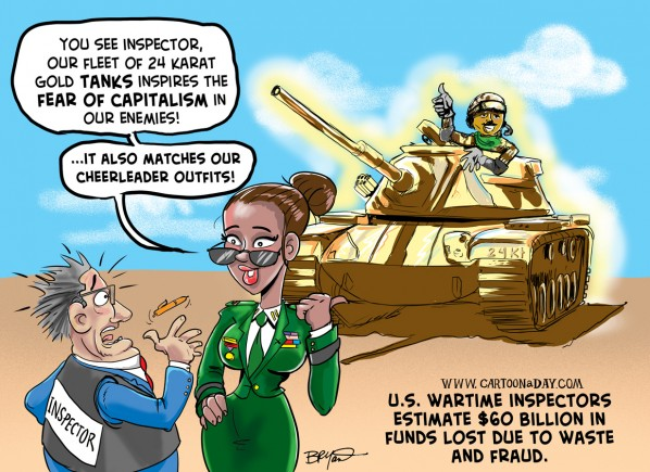 Military-fraud-overspending-cartoon