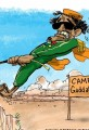 LIBYA'S Gaddafi Nearing Surrender Cartoon