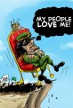 Gadhafi Cartoons Collection   Political Cartoons 2011