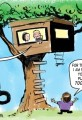Up a Tree-Treehouse Mortgage Cartoon for Kids