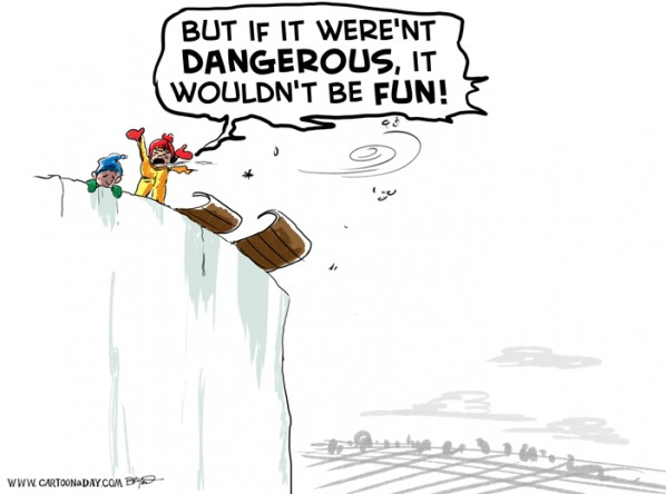 danger-is-fun-sledding-cartoon