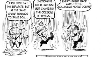 Cartoon Rainy
