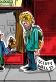 Occupy Wall Street New Occupation Cartoon