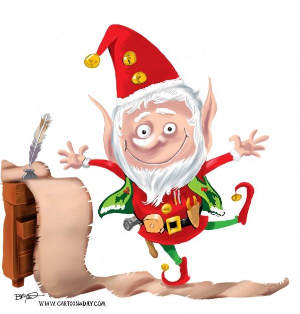 from Jax nude santa girl elves