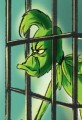 Santa Locks Up Grinch for 2011 Christmas