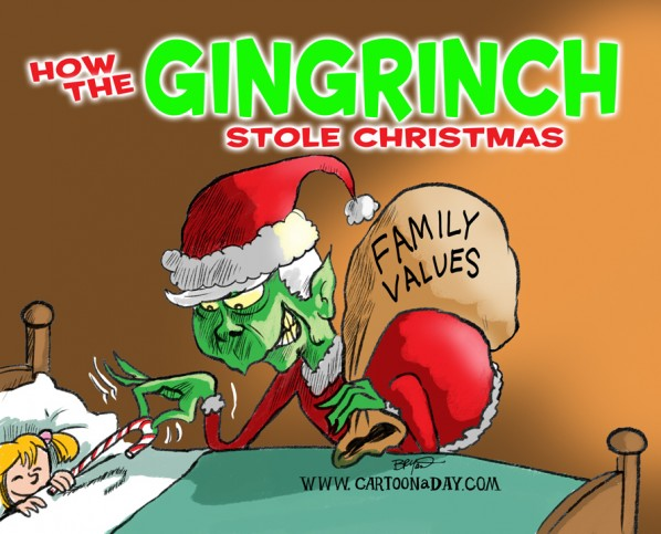 how-the-gingrich-stole-christmas