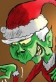 How the Gingrinch Stole Christmas Cartoon Grinch
