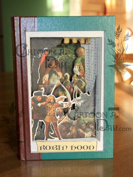 3d-book-sculpture-robin-hood2