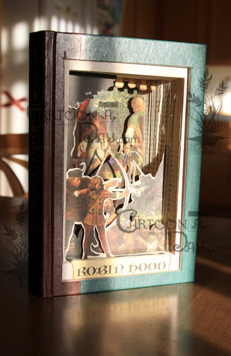 3d-book-sculpture-robin-hood3