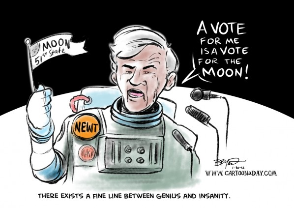 gingrich-for-president-moon-cartoon