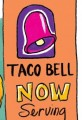 Cartoon Taco Bell Breakfast Menu